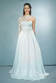 Victoria Kyriakides Wedding Dresses Fall 2014 Bridal Runway Shows | Wedding Dresses Style | Brides.com
