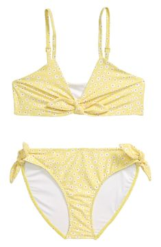 Pretty Swimsuits, 2 Piece Swimsuits, Women Swimsuits, Swimsuits For Juniors, Bathing Suits For Teens, Cute Bathing Suits, White Bikinis, Summer Bikinis, Kids Suits