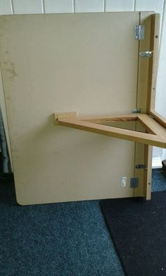 Details About Sobuy 174 Wall Mounted Drop Leaf Table Folding