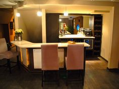 Cocktail Bars and Relaxing Retreats:  << Watch Mega Dens online now         << Find project instructions and design ideas for building your own bar.         From DIYnetwork.com