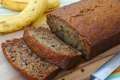 Torta húmeda de cambur (Receta de Sascha Fitness) | Informe21.com