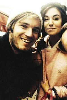 Felix and Marzia <3