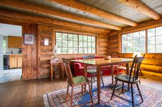 Log CabinLocation: Alstead, New HampshireRate: $157 per night  If you can manage to score an extra day or two off work, there's no reason not to make the trek to New Hampshire for a serious ski vacation. This true log cabin has been nestled in the mountains since the 1940s, providing visitors with a place to slow down and reconnect for decades. It's beyond ...