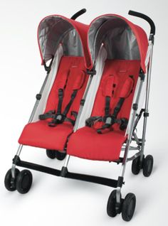 Coming soon: A double stroller from Uppababy that weighs just 20 lbs!