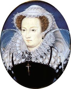 Mary Queen of Scots by Nicholas Hilliard 1578 - Mary, Queen of Scots - Wikipedia, the free encyclopedia