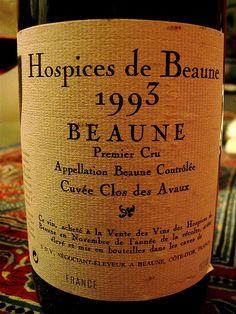 Hospices de Beaune, Bourgogne