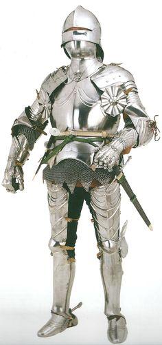 Armas y armaduras en España