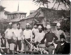 Eyüp - Tulumbacılar - 1910'lar
