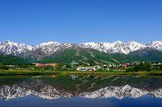 白馬村の画像