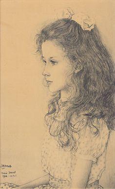 Jan Toorop, Marie Brevet - 1906