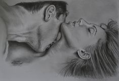 Ideas For Art Drawings Love Couples Kisses Dark Art Drawings, Sexy Drawings, Pencil Art Drawings, Art Drawings Sketches, Couple Sketch, Cute Couple Drawings, Couple Art, Art Romantique, Romantic Drawing