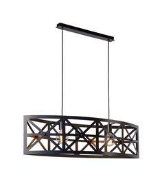 Bestel de Stoere grijze eettafel hanglamp Coran op Lampgigant.nl ✓ Snel gratis bezorgd ✓ Grootste collectie in NL & BE!