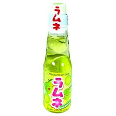 Ramune Soda Green Apple