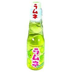 Ramune Soda Green Apple