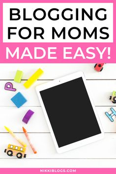 Understand what it means to have your own mom blog and discover 5 things you should do before you start one! This guide covers basics blogging terms as well as the realities of being a mom blogger. Set yourself up for success with tips and ideas for how to start a mom blog the right way. An ideal guide for stay at home moms and working moms alike. Pin it to read as a reference later! #momblog #momblogideas #startamomblog #bloggingformoms Make Money Blogging, Make Money From Home, How To Make Money, Blogging Ideas, Online Business, Business Women, Free Blog, Blog Design, Blogging For Beginners