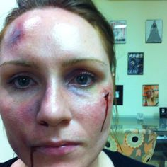 Special FX- bruising and cuts Cuts And Bruises, Skincare, College, Training, Makeup, Board, Make Up, University, Skincare Routine