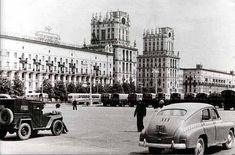 Гістарычныя фатаграфіі Мінска - SkyscraperCity