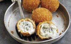 Gorgonzola Dolce Chicken Kiev Bites Recipe