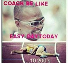 sspppptttt... sprinters, this is a distance runner's easy workout #sorrynotsorry