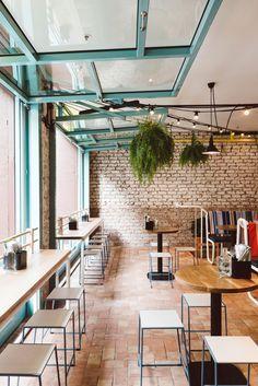 """open windows"" storefront restaurant bar - Google Search"