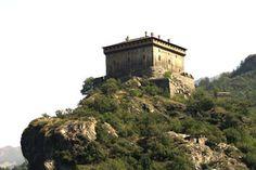Castle of Verrès, Italy