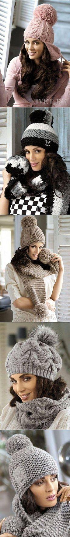 idei interesante pentru pălării de tricotat |  Crochet și de tricotat