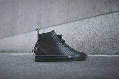 Luxury brand Android Homme partners with Kith on this exclusive sneaker collection.
