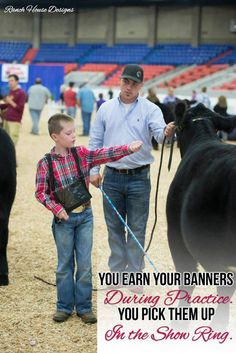 May 2016 Livestock Motivation - Ranch House Designs, Inc. Cow Quotes, Animal Quotes, Show Cows, Show Cattle, Cattle Barn, Dairy Cattle, Cattle Farming, Showing Livestock, Beef Cattle