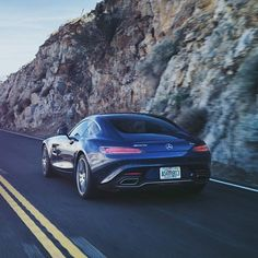Driving force.  #MBPhotoCredit: @Rvt3  #Mercedes #Benz #GTS #AMG #Instacar #carsofinstagram #germancars #luxury