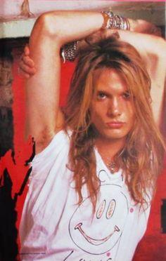 Jon bon jovi sebastian bach androgyny pinterest for Acid song 80s