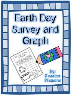 **FREE** Earth Day Survey and Graph