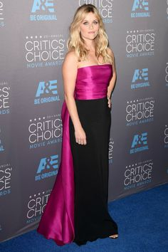Reese Witherspoon- Critics Choice Awards 2015