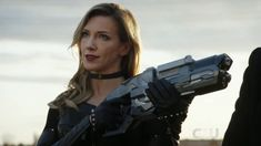 """""""the only thing I can take true victory on about this whole thing is that at least she looked good lol"""" Black Siren, Arrow Black Canary, Dinah Laurel Lance, Arrow Cw, Supergirl 2015, Lance Black, Emily Bett Rickards, Black Lightning, Flash Arrow"""