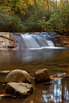 Slippery Rock | Wildcat Creek, GA. This is where our parents brought us when we lived in Atlanta. Our getaway. :)