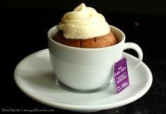 Earl Grey Cupcakes {ICH BACKS MIR} | Goldbonsche #ichbacksmir #frühstück #breakfast