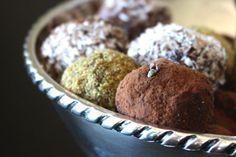 indian chocolate truffles
