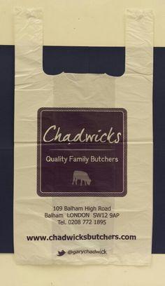 Chadwicks HD vest bag,  lovely design