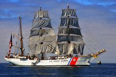 PARADE OF TALL SHIPS IN SAN DIEGO BAY