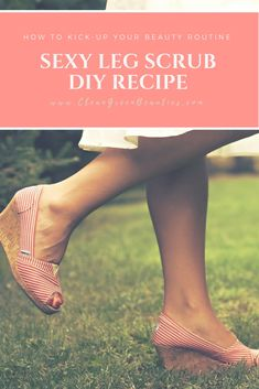 This easy & invigorating leg scrub, perfect morning pick me up & makes silky smooth legs. Cellulite is no match for Coffee & Grapefruit essential oils. Essential Oil Carrier Oils, Essential Oils For Babies, Therapeutic Essential Oils, Leg Scrub, Diy Body Scrub, Silky Smooth Legs, Essential Oils For Depression, Cellulite Scrub, Clear Skin Tips