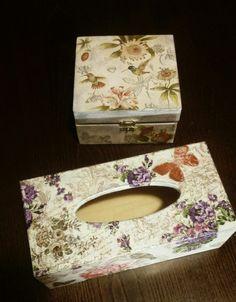 Διάφορα κουτιά!!!!