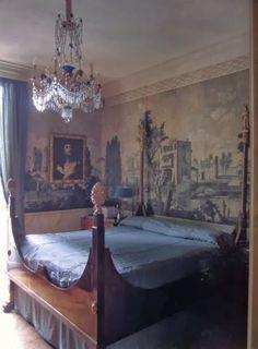 Milan Italy : Home of fashion : Studio Peregalli interiors designers , Milan