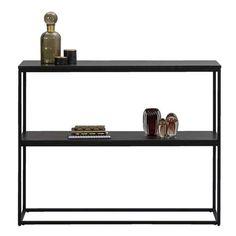 Mdf platen. Maar 30 diep Quebec, Steel Furniture, Indoor, House Design, Shelves, Living Room, Storage, Interior, Table