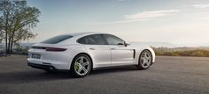 Porsche unveils a new 2018 Panamera 4 E-Hybrid plug-in with more electric range (14.1kwh) #electriccars #EV #EVs #green #cars #Deals #cleanair #ElectricCar