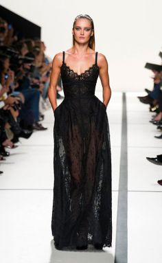 Elie Saab s/s 2014 Paris Fashion Week
