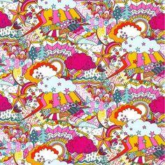 Liberty Tana Lawn Fabric | The Strawberry Thief