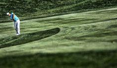 GEPA-28071234192 - ATZENBRUGG,AUSTRIA,28.JUL.12 - SPORT DIVERS, GOLF - PGA European Tour, Lyoness Open 2012, Diamond Country Club Atzenbrugg. Bild zeigt Bernd Wiesberger (AUT). Foto: GEPA pictures/ Markus Oberlaender Golf, 4 Photos, Four Square, Pictures