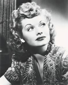 Beautiful Lucille Ball..