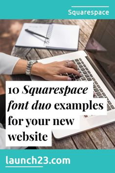 I have highlighted some font duos that I have used in past designs and am sharing the examples so you can see all the variety that can be created using only one or two fonts. Web Design Tips, Web Design Trends, Design Tutorials, Brand Guide, Website Layout, Website Design Inspiration, Starting Your Own Business, Creative Business, Seo
