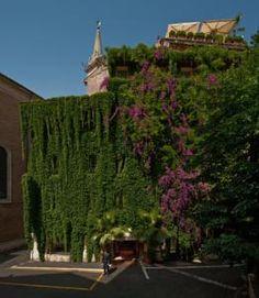 Hôtel Raphael, juste derrière la Piazza Navona. Emplacement idéal.