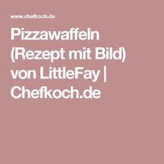 Pizzawaffeln (Rezept mit Bild) von LittleFay | Chefkoch.de